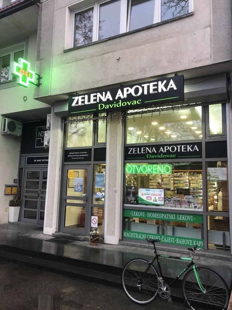 Sad lokacije novi Lokacije apoteka